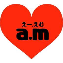 a.mロゴ